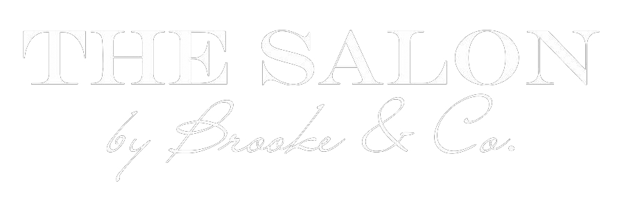 The Salon by Brooke and Company Logo